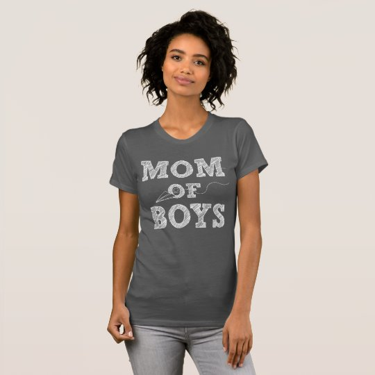 Mum of Boys T-Shirt