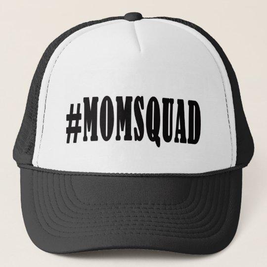 Mum Squad #momsquad Trucker Hat