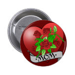 Mum Tattoo Gifts and T-shirts Badge