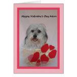 Mum Valentine -- Best Mum Card
