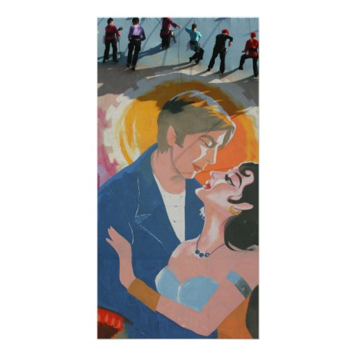 Mumbai poster painters photo cards