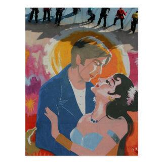 Mumbai poster painters post cards