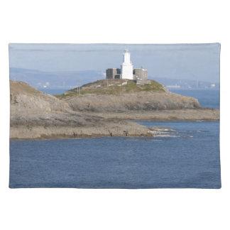 Mumbles Lighthouse, Mumbles Placemat