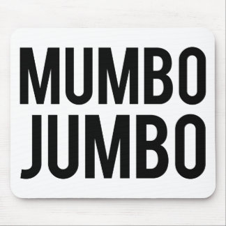 Mumbo Jumbo Mouse Mat