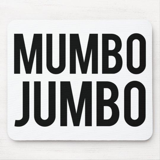 Mumbo Jumbo Mouse Pad