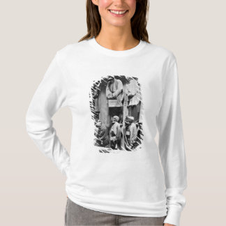 Mummies of catacomb in Palermo, Italy T-Shirt