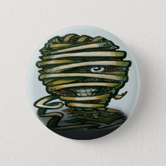 Mummy 6 Cm Round Badge