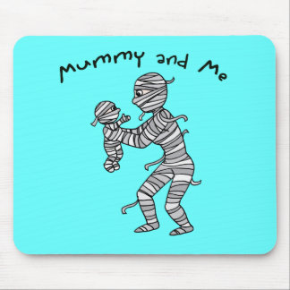 Mummy and Me Mouse Pad