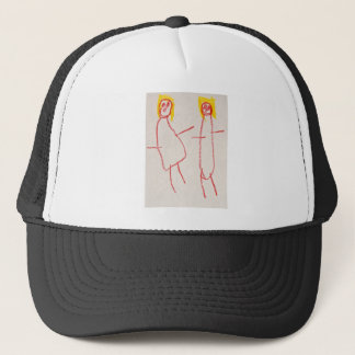 Mummy and Me Trucker Hat