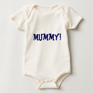 Mummy! Baby Bodysuit