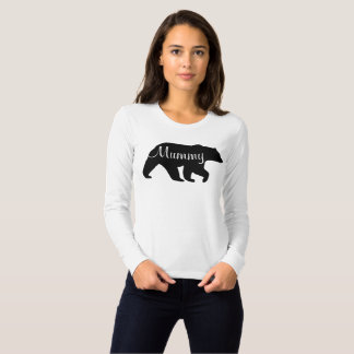 Mummy Bear T Shirt