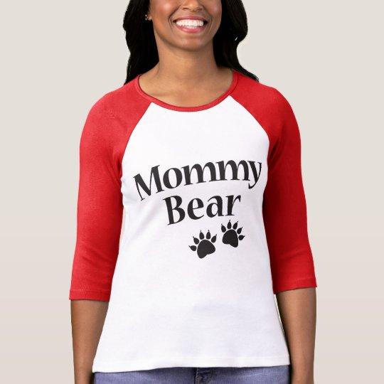 Mummy Bear T-Shirt