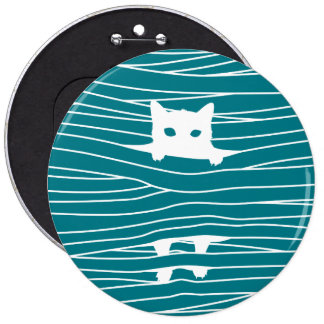 Mummy Cat Button