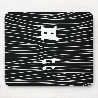 Mummy Cat mousepad