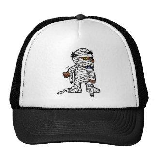 Mummy Child Trucker Hats