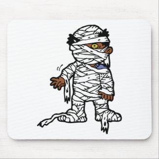 Mummy Child Mouse Pad
