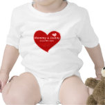 Mummy & Daddy Love Me Lots Baby Creeper