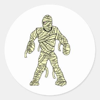 Mummy Design #2 Sticker