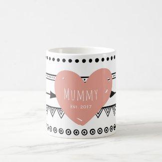 'Mummy Est.2017' Mug