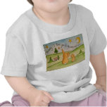 Mummy, I love you to the moon and back T-shirt