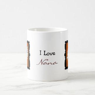 Mummy is the word basic white mug