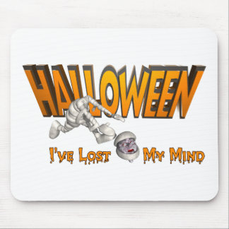 Mummy Lost His Mind Mouse Pad