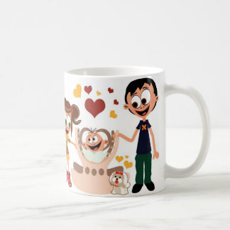 Mummy Loves Baby (Mama Voli Bebu) Mug 02