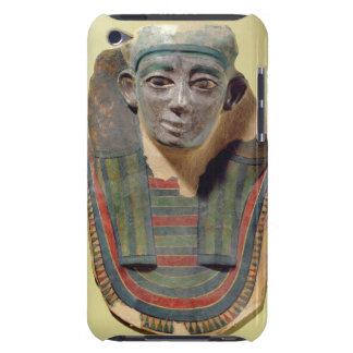 Mummy mask, from Mirgissa (stuccoed and painted pl Case-Mate iPod Touch Case
