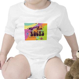 Mummy Milk Rocks Shirts