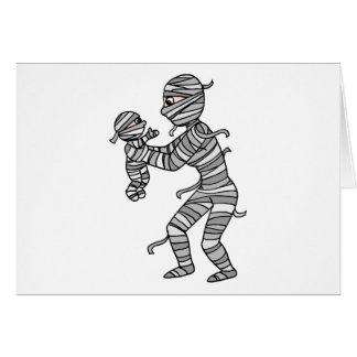 Mummy Mommy Cards