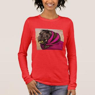 Mummy Monster Long Sleeve T-Shirt