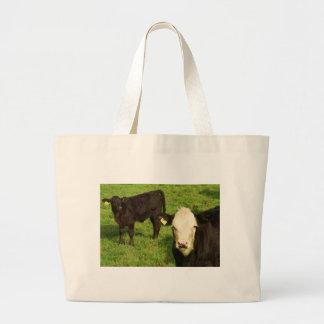 Mummy Moo Tote Bags