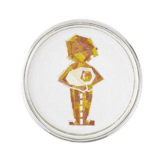 Mummy Mummy Lapel Pin