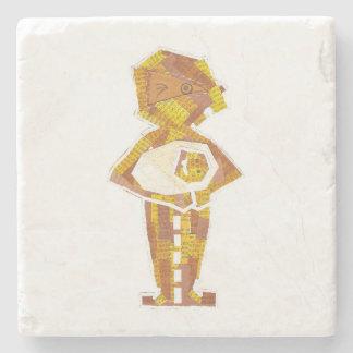 Mummy Mummy Marble Coaster