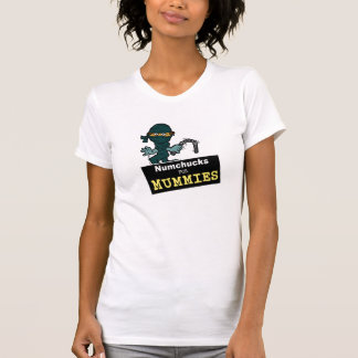 Mummy Numchuck Skills Shirt