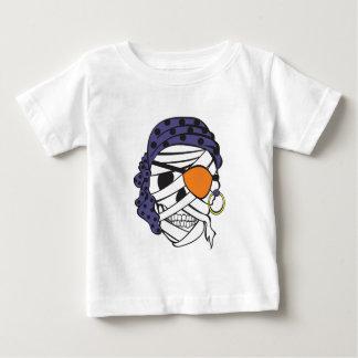 Mummy Pirate Skull Tee