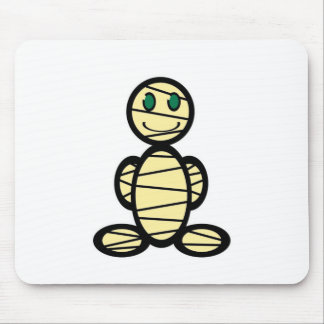 Mummy (plain) mouse pad