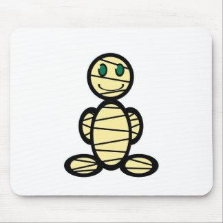 Mummy plain mousepad