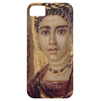 Mummy Portrait of a Woman, from Fayum, Romano-Egyp iPhone 5 Cover