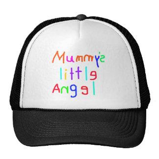 Mummy s Little Angel Trucker Hat