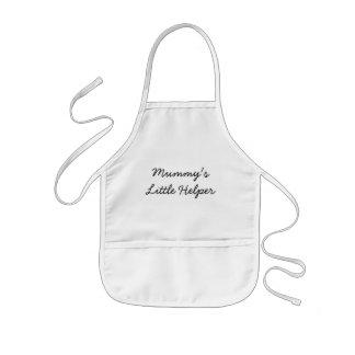 Mummy s little helper apron
