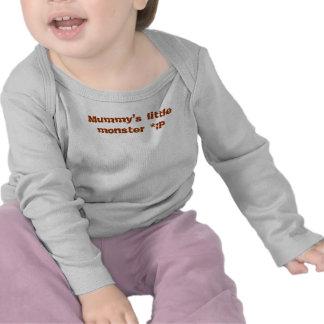 Mummy s little monster P T Shirts