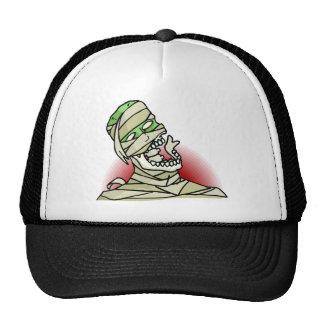 Mummy Screams Trucker Hats
