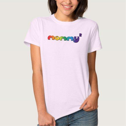 mummy squared (mummy 2) t-shirt