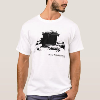 Mummy Thinks We're Special T-Shirt: 1 T-Shirt