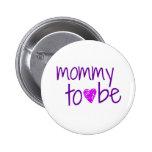Mummy To Be Pin