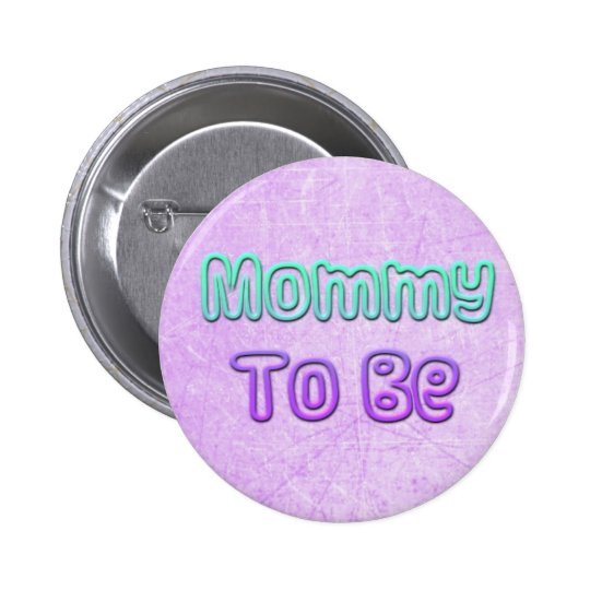 Mummy to Be Purple and Teal Baby Shower