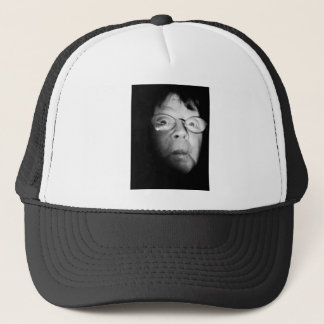mummy trucker hat