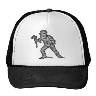 Mummy Walks Trucker Hats