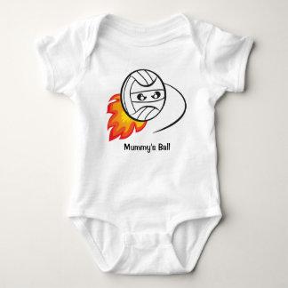 Mummy's Ball Baby Bodysuit